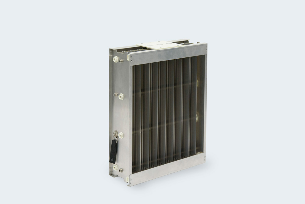 松内電器工業 株式会社 製造実績  電気集塵機(セル) ユニット