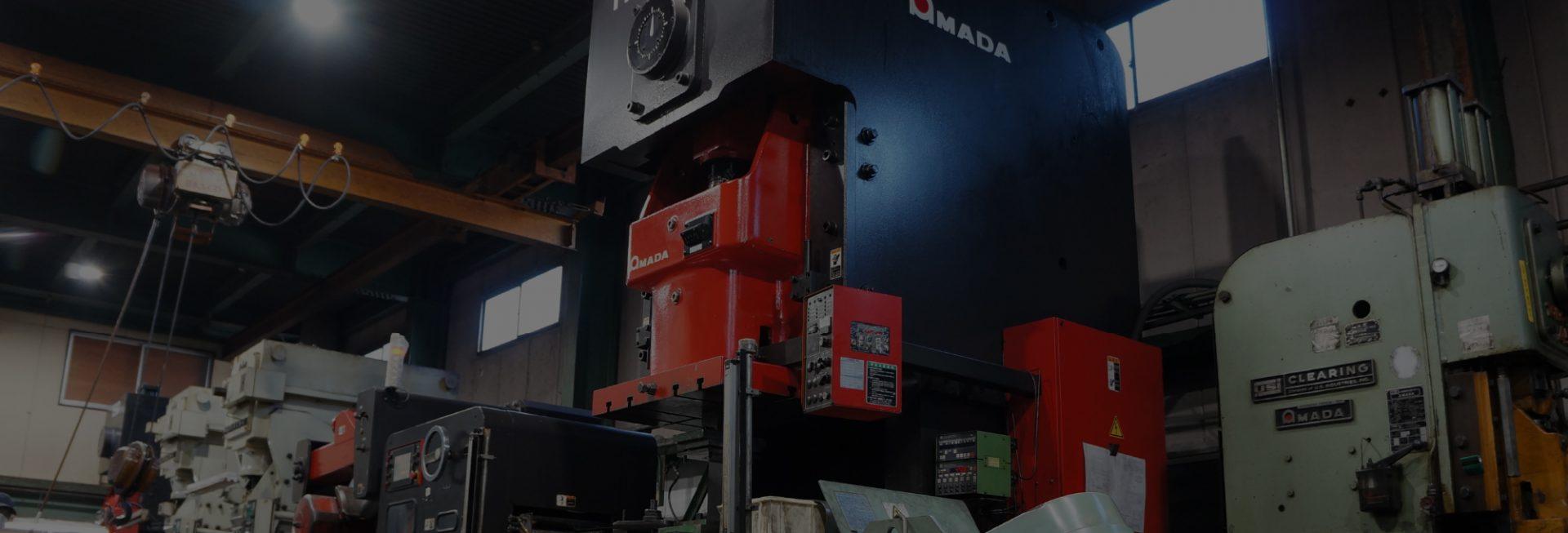 松内電器工業 株式会社 主要設備 背景画像